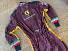 Load image into Gallery viewer, Charles Leclerc 2020 Ferrari 1000 GP Replica Racing Suit