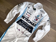 Load image into Gallery viewer, Lewis Hamilton 2019 Replica Racing Suit