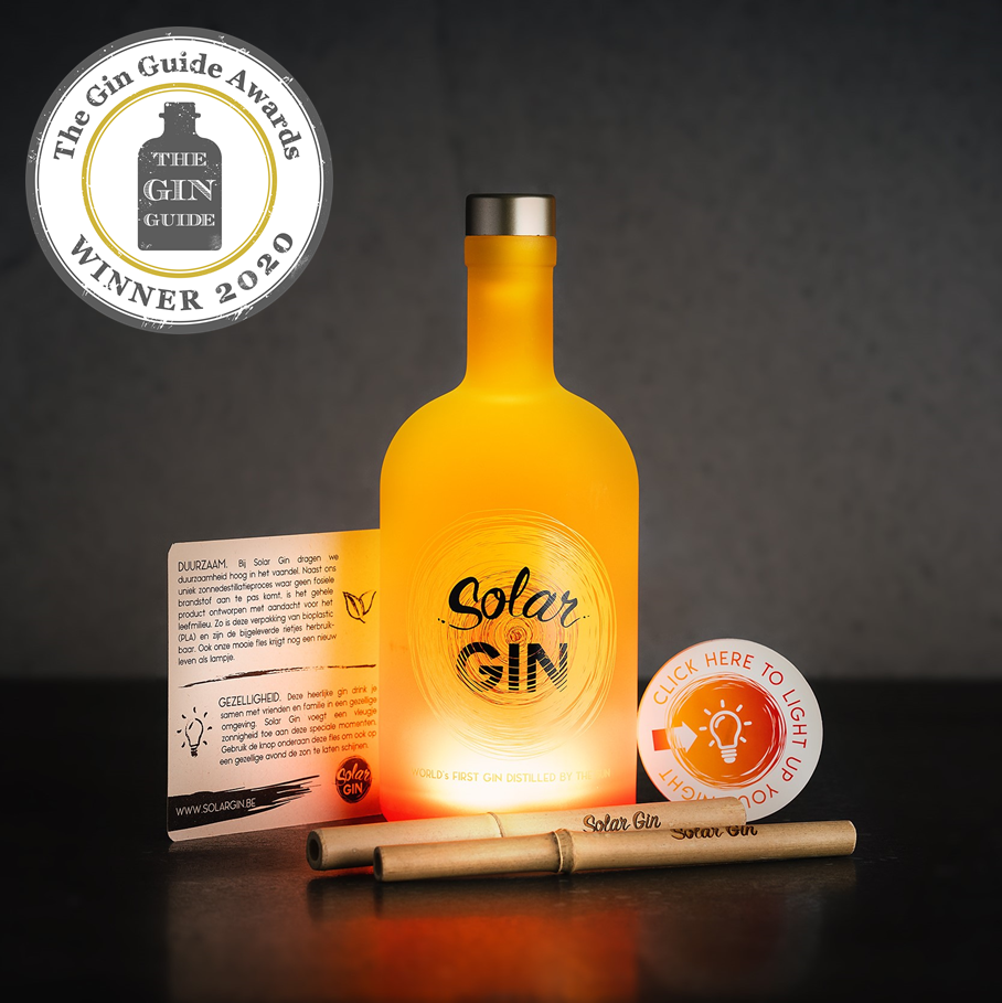 Solar Gin Limited Edition
