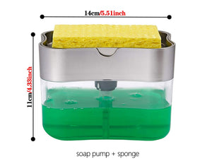 Genius Soap Pump
