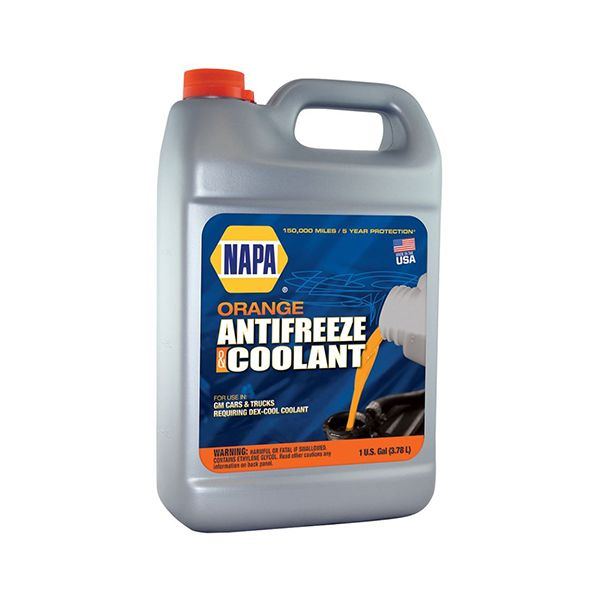Antifreeze - extended life - dexcool - gallon full strength