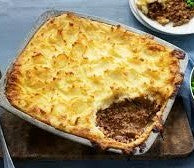Cottage Pie (500g) + (free rice)