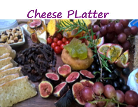 Cheese Board Platter (500g)