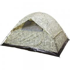 Digital Camo 6-Person Tent