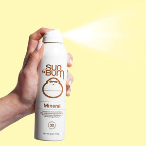 Sun Bum Mineral SPF 30 Spray 170g - The Trip Shed