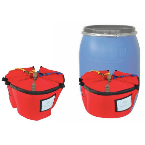 Northwater Food Barrel Tri-Bag - The Trip Shed