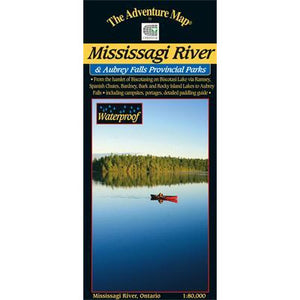 Mississagi River & Aubrey Falls Provincial Parks - The Trip Shed