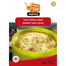 Load image into Gallery viewer, Thai Coco Soup (Gluten Free) - The Trip Shed