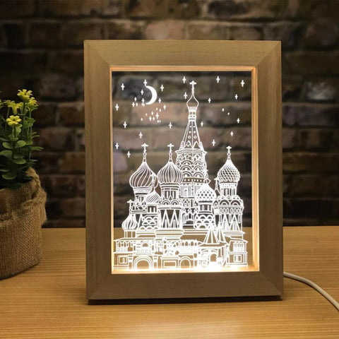 Creative Light LED Photo Frame