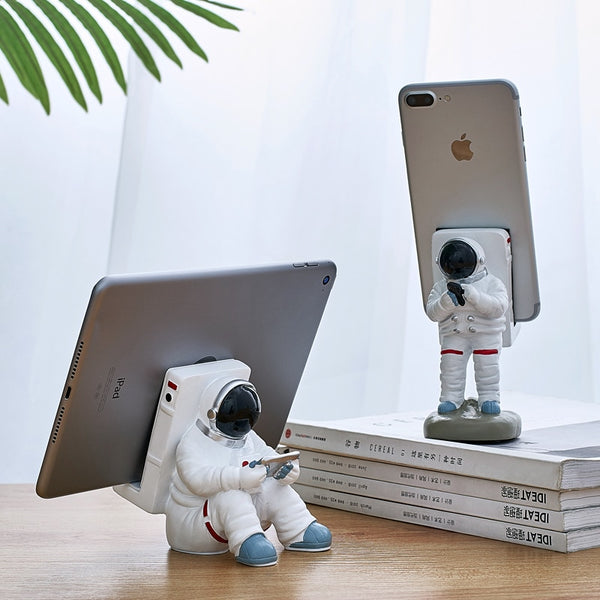 Creative Penholder Mobile Phone Stand