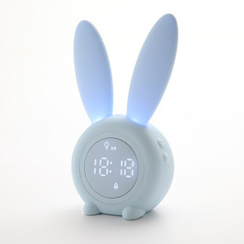 Bunny Ear Digital Clock  LED