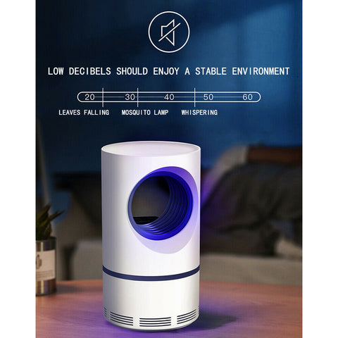 Ultraviolet Light USB Mosquito Killer Lamp