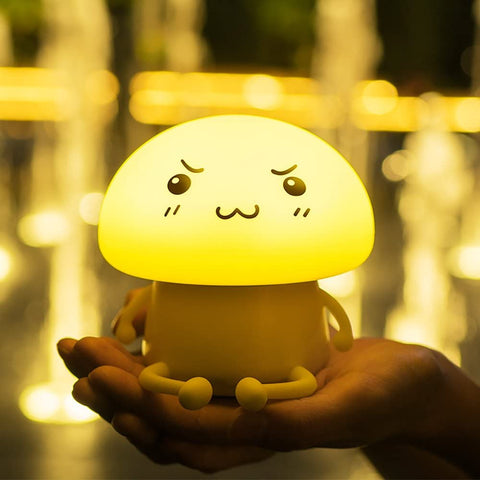 Cute Emoji Night Lamp