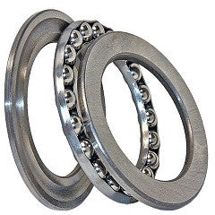 Thrust Ball Bearings - Metric & Imperial Supplier, UK