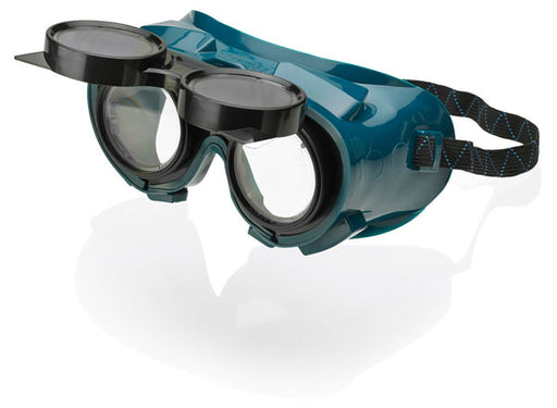 (BOX OF 10) Flip Front Protection Goggle BBFFWG