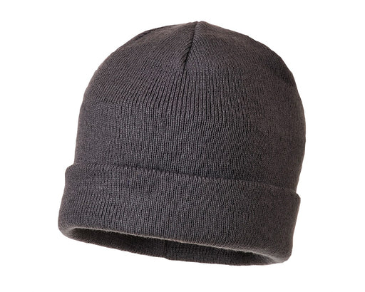 Knit Hat Insulatex Lined Grey BO13GY (SINGLE OR MULTI-PACK)