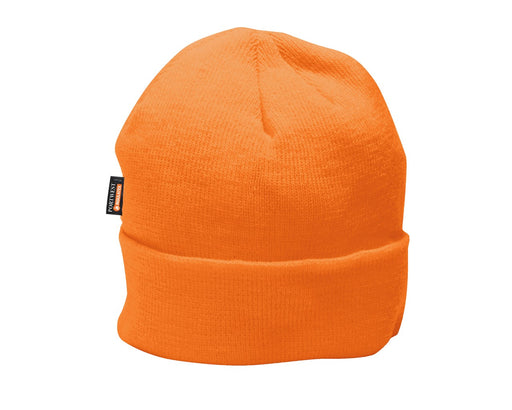 Knit Hat Insulatex Lined Orange BO13OR (SINGLE OR MULTI-PACK)