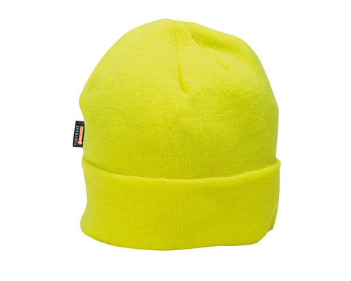 Knit Hat Insulatex Lined Yellow BO13YW (SINGLE OR MULTI-PACK)
