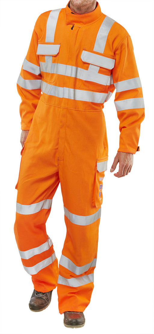 ARC Compliant Gort Coverall Orange CARC53OR