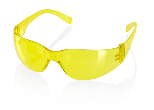 (BOX OF 10) Ancona Spectacle Yellow CTASS2Y