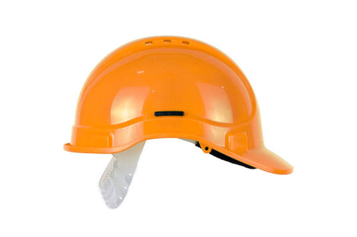 HC300 Vented Elite Helmet Orange Hi-Vis HC300VELHO