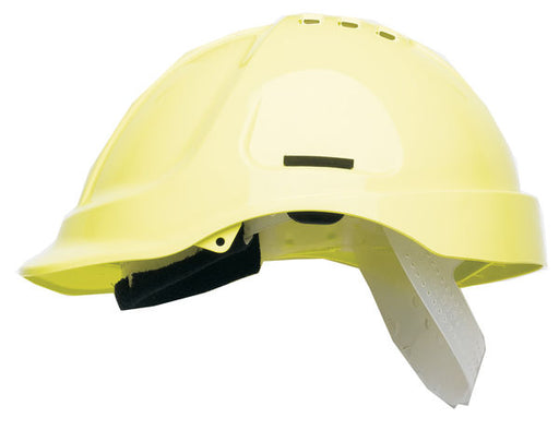 HC600 Vented Helmet Hi-Vis Orange HC600VHY