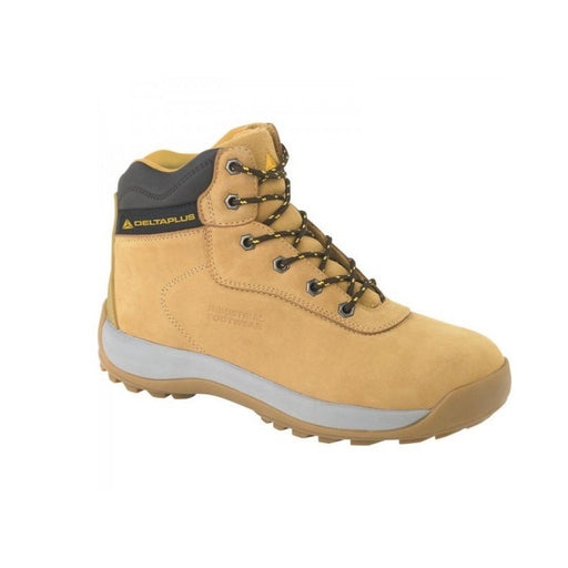 Delta Plus Leather Boot Tan LH840SP