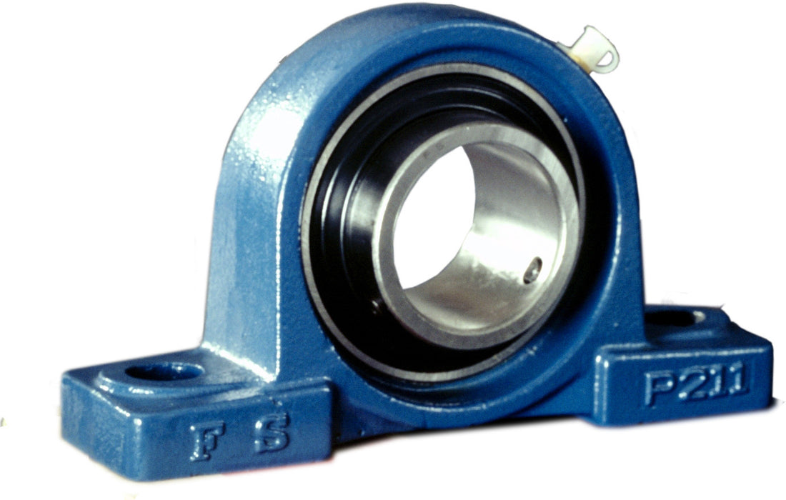 ucp208-25-1-9-16-bore-imperial-cast-2-bolt-iron-pillow-block-housed-bearing