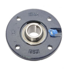 "FC1-3/8-1-3/8""-Bore-NSK-RHP-Flanged-Cartridge-Housed-Bearing"