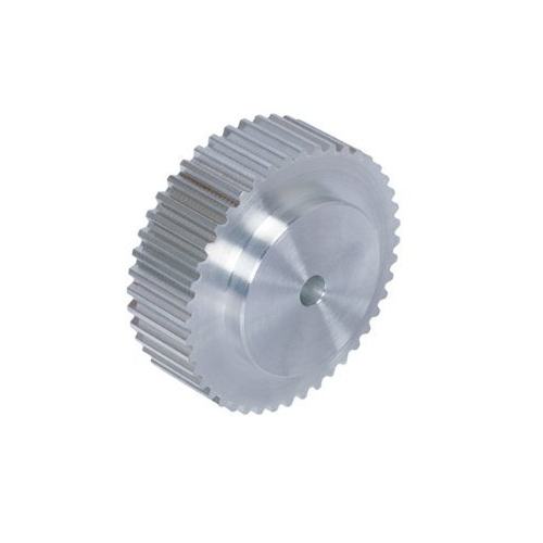 21T5//60-0 Aluminium Pulley With 60 Teeth T5 Pitch For A 10mm Wide Belt