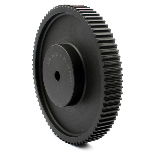 168-14m-85-htd-pilot-bore-timing-belt-pulley-168-tooth-x-85mm-wide