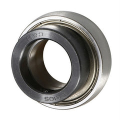 "CSA208-24-1.1/2""-Bore-Bearing-Insert-with-Locking-Collar-80mm-OD"