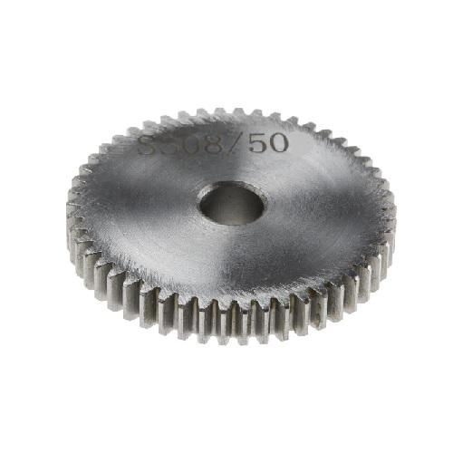 4-Mod-x-50-Tooth-Metric-Spur-Gear-in-Steel