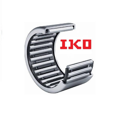 BA107-ZOH-5/8x13/16x7/16-inch-IKO-Open-End-Drawn-Cup-Needle-Roller-Bearing