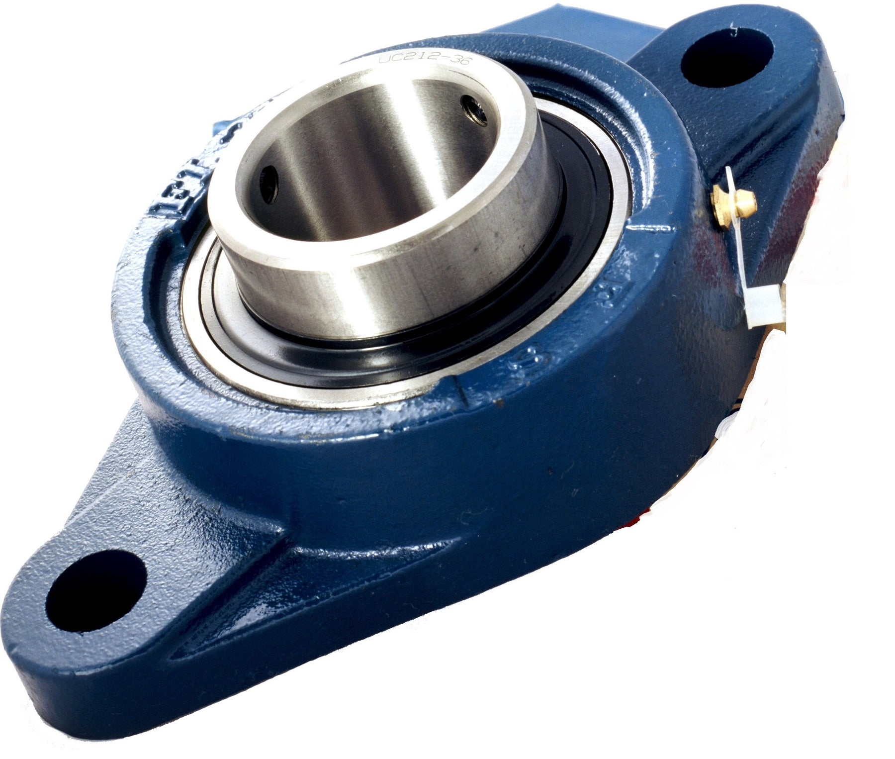 UCFL218-56-3.1/2-Bore-Imperial-2-Bolt-Oval-Flange-Housed-Bearing