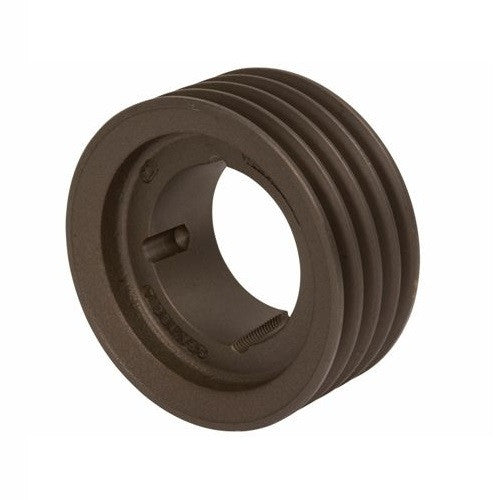 SPC200X4-V-Belt-Pulley-4-Groove-Taper-Lock-3020-200mm-OD-209.6mm-PCD