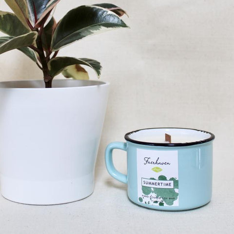 Faerhaven Summertime Candle