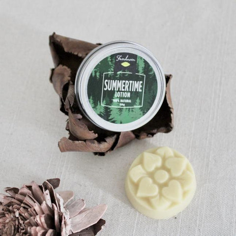 Faerhaven Summertime Solid Hand Lotion