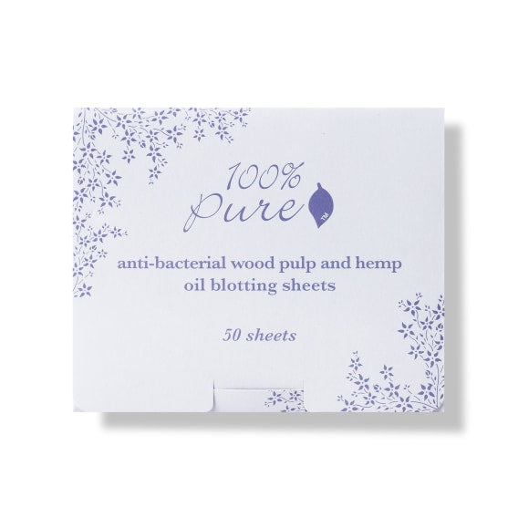 Antibacterial Wood Pulp Oil Blotting Paper