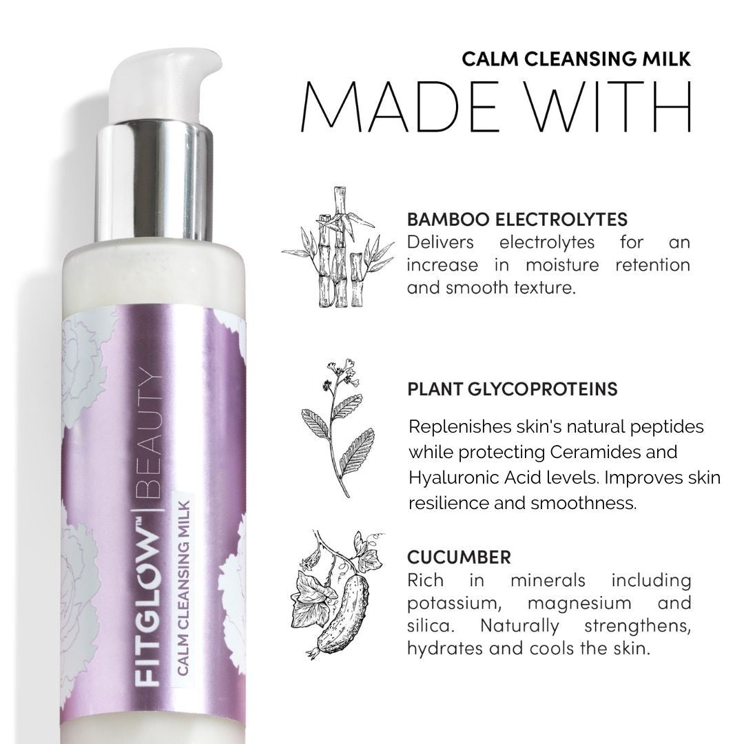 Calm Cleansing Milk