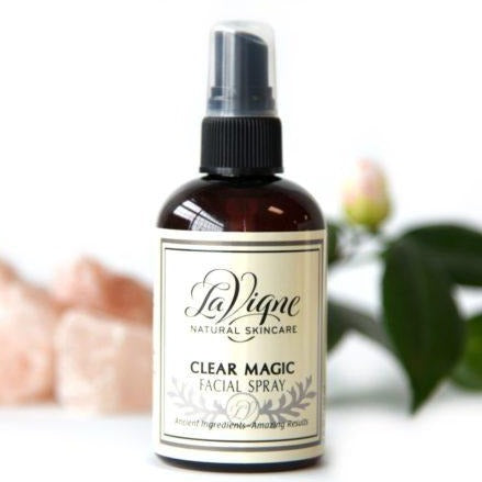 Clear Magic Facial Spray
