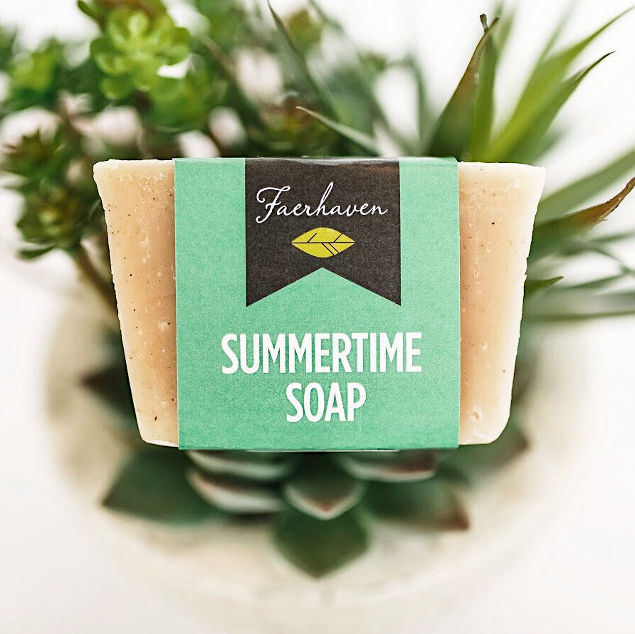 Summertime Bar Soap