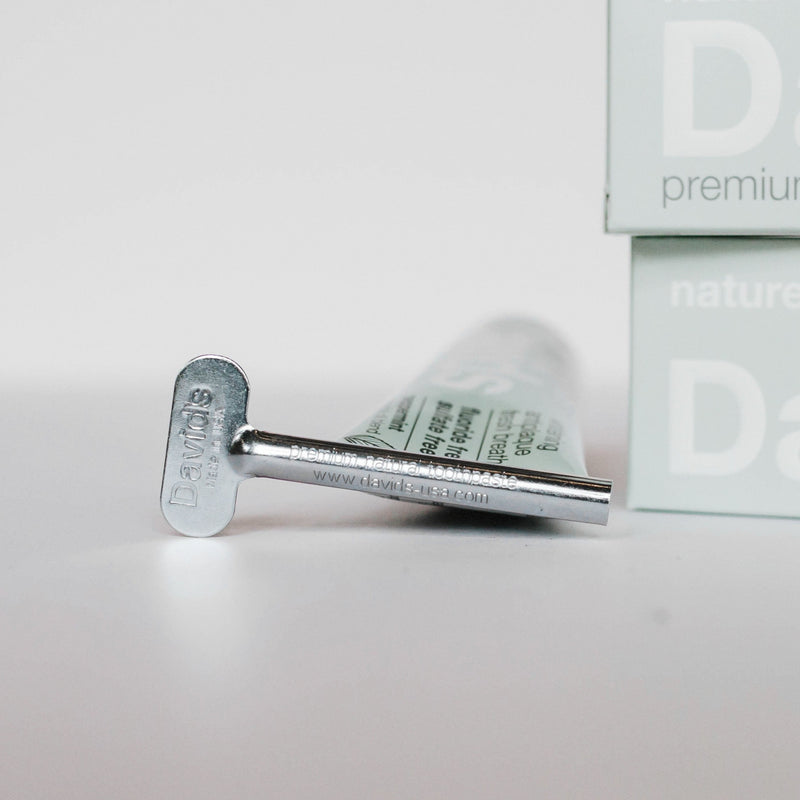 David's Premium Natural Toothpaste - Spearmint