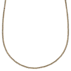 Esme Chain Necklace Gold