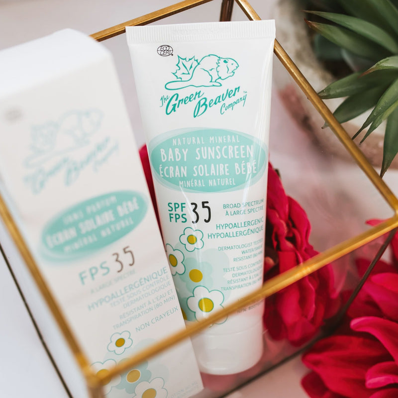 SPF 35 Lotion Sunscreen - Baby