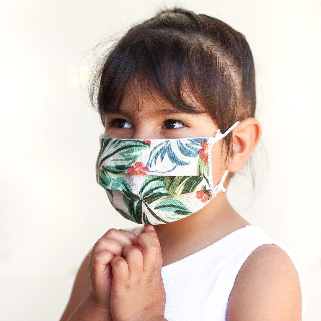 Child's Face Mask - Assorted Colours