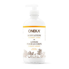 Goldenseal & Citrus Body Lotion