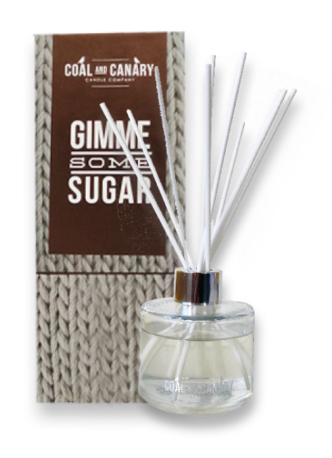 Reed Diffuser - Gimme Some Sugar