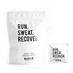 Essential Oil Towelettes - Run. Sweat. Recover.