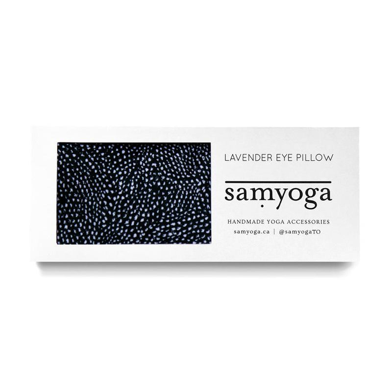 Lavender Eye Pillow - Starry Night